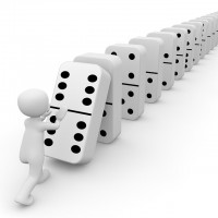 The Domino Effect?